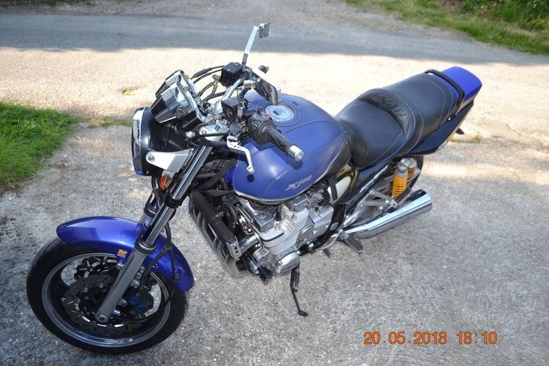 1300 xjr modele 2002 bleue Vendue Dsc_0145