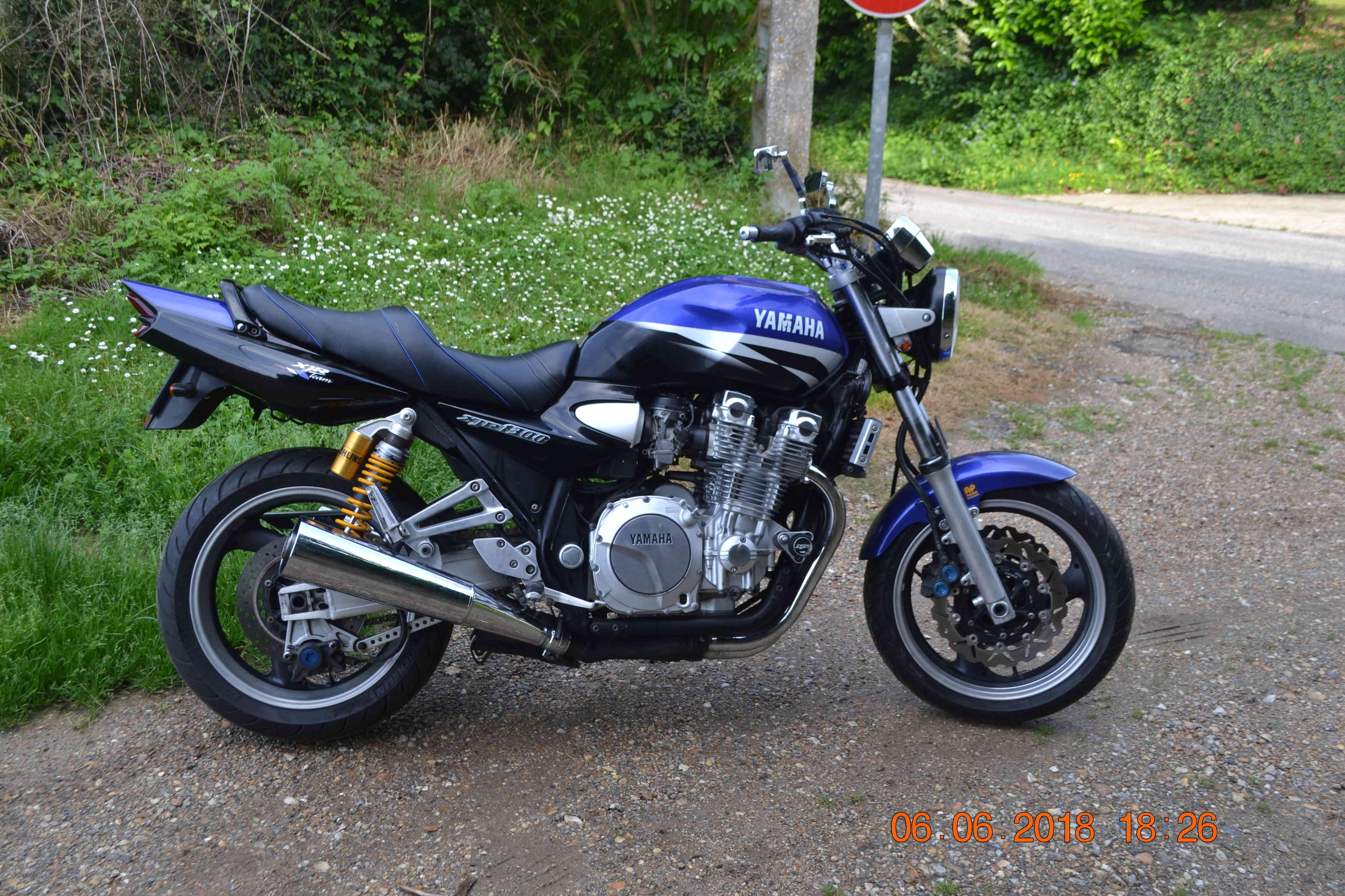 1300 xjr modele 2002 bleue Vendue Dsc_0148