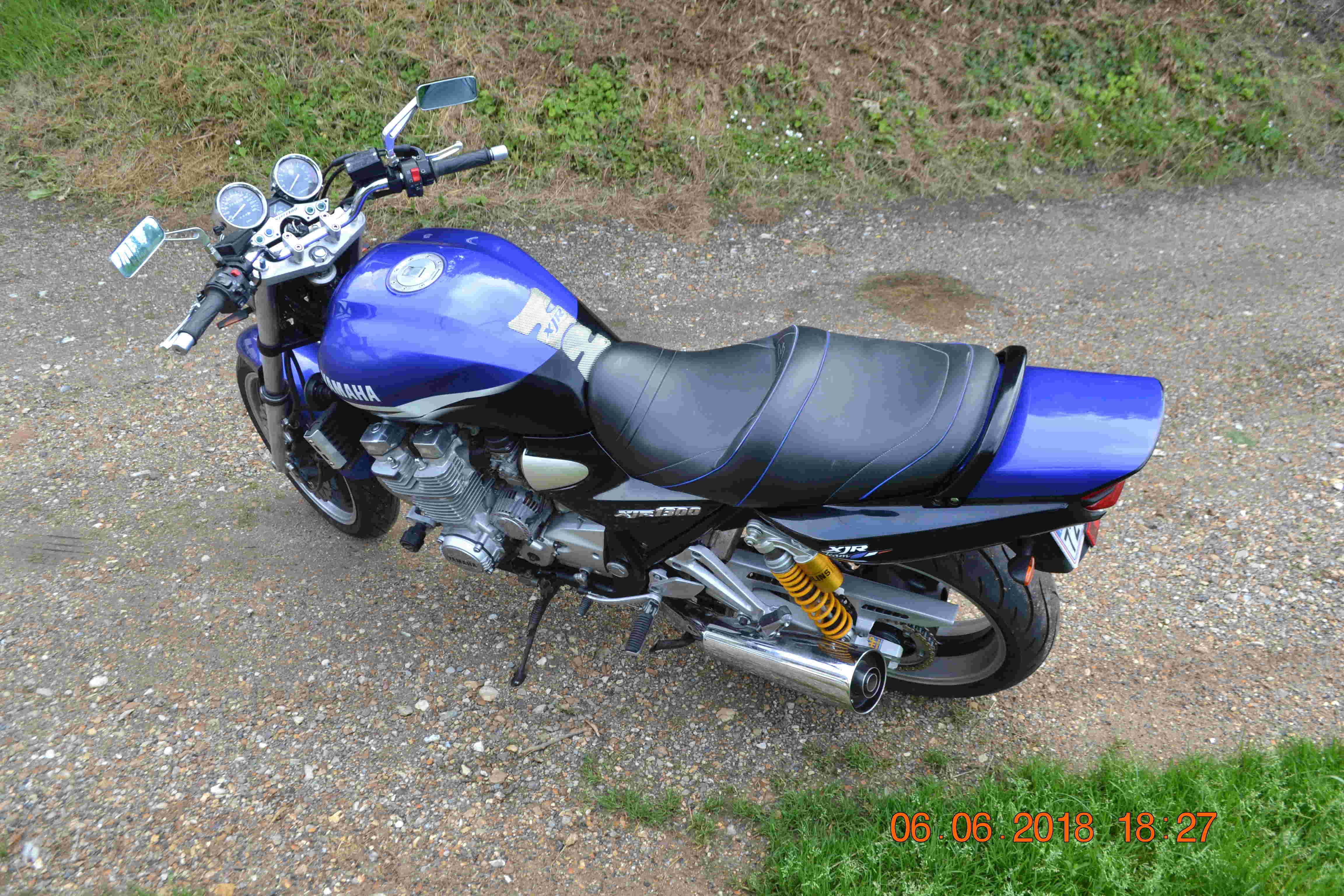 1300 xjr modele 2002 bleue Vendue Dsc_0152