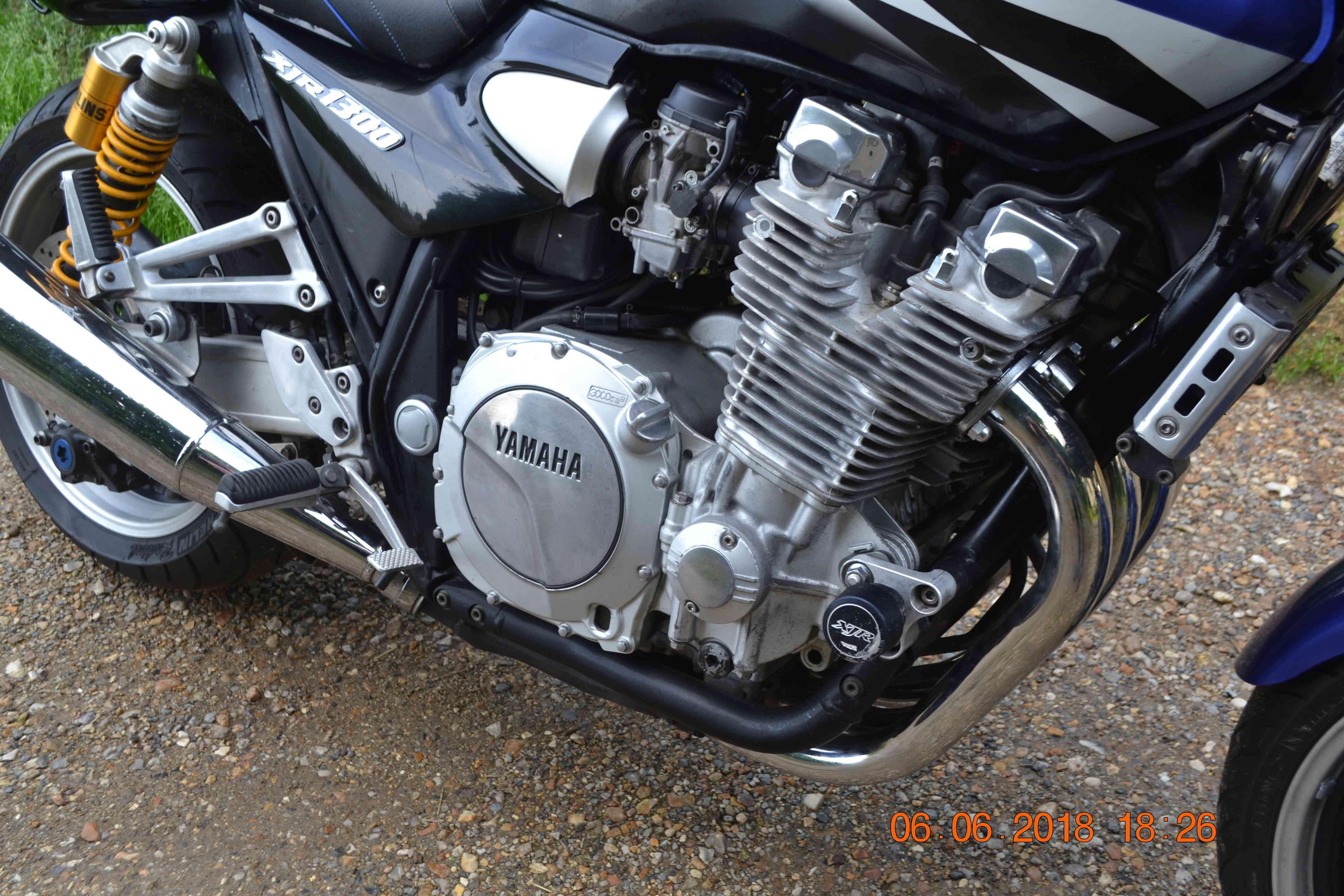 1300 xjr modele 2002 bleue Vendue Dsc_0153