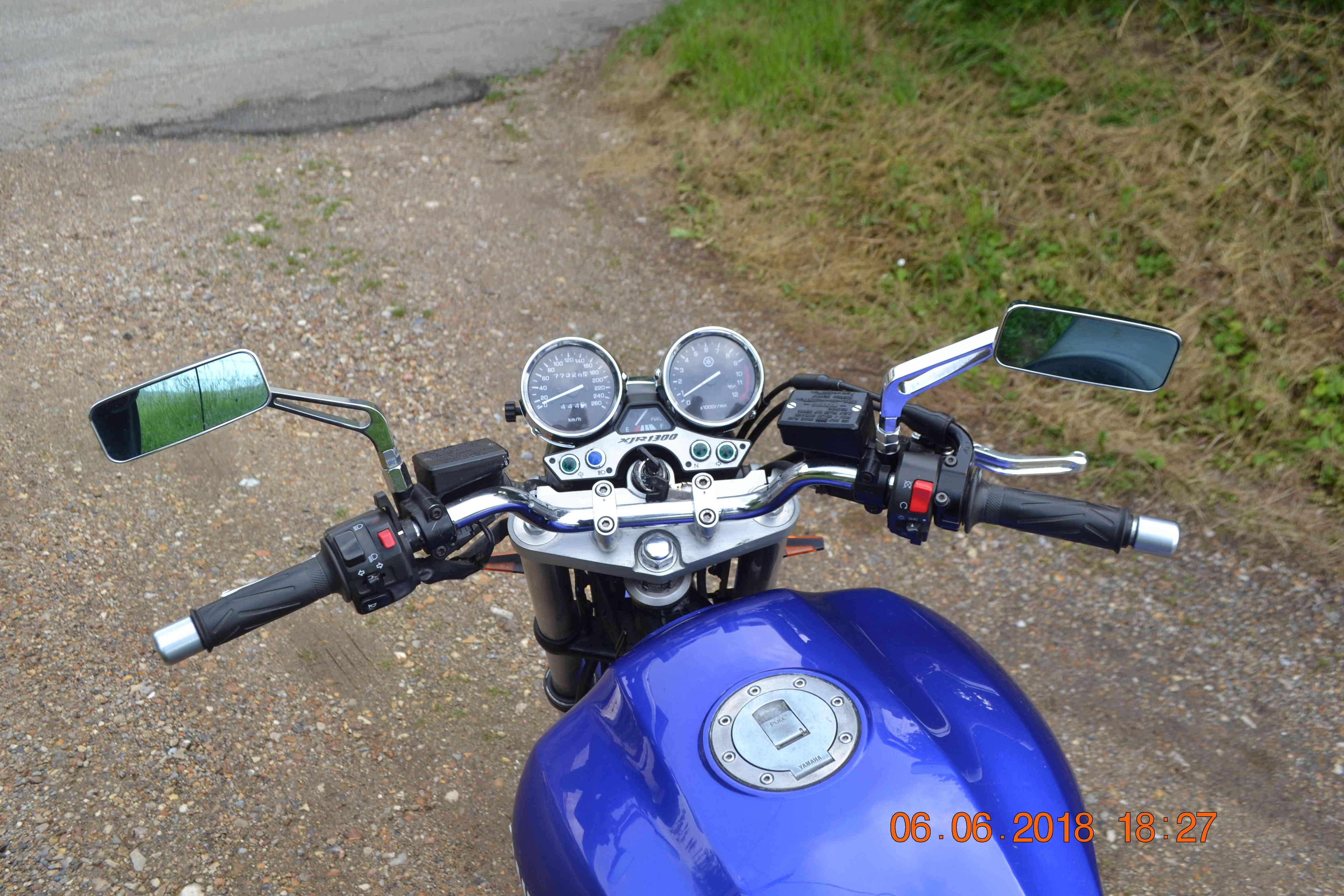 1300 xjr modele 2002 bleue Vendue Dsc_0155