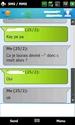 Skin SMS pour windows 6.5 et 6.5.X Screen10