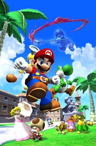 Super Mario Colection Superm10