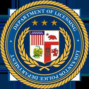 Department of Firearm Licensing