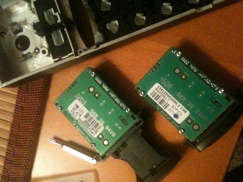 Démontage du PCM 2 et réparation du tiroir carte SIM Img_0220