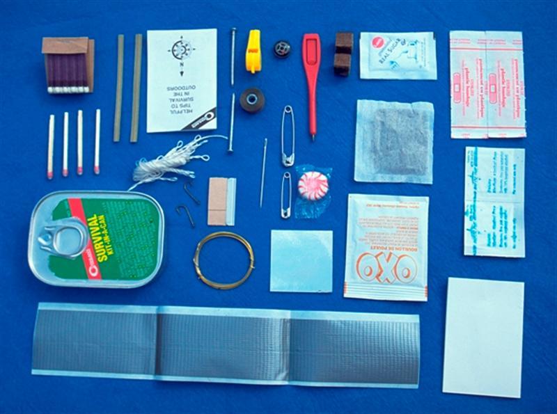Survival kit de chez Coghlan 's 310