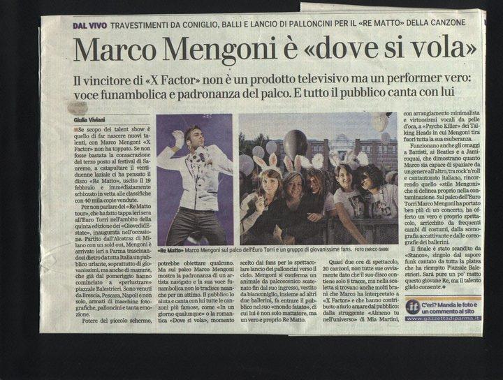 [MM] Articoli, interviste... - Pagina 3 Parma11