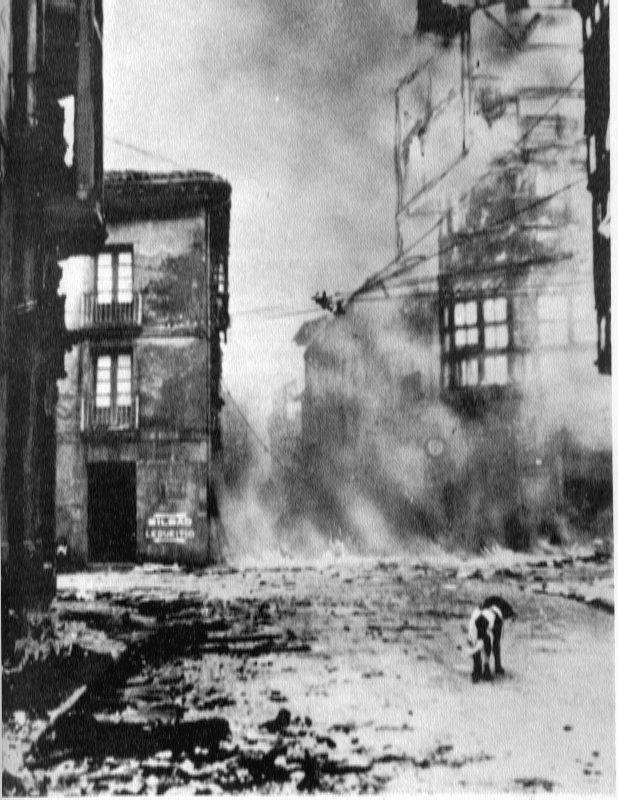 Bombardeo de Guernica Guerni10