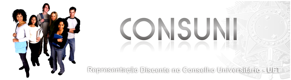 Representação Discente no CONSUNI - UFT