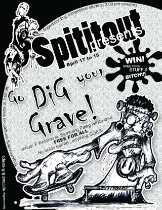 spititout presents: GO DIG YOUR GRAVE...! - Page 3 112