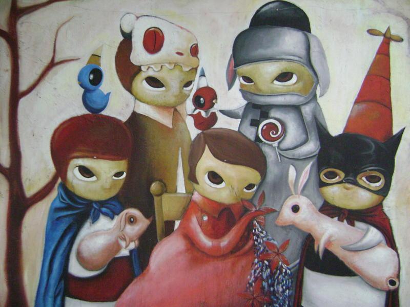 Art on the Walls Dsc07710