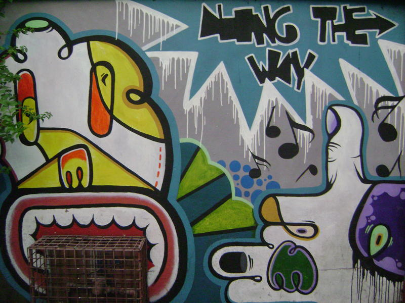 Art on the Walls Dsc07712