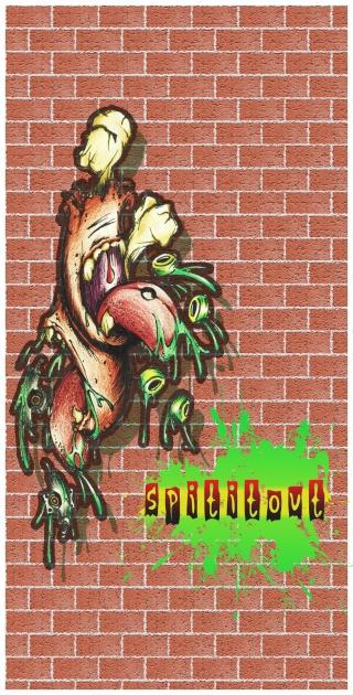 spititout logo by:allen Untitl17
