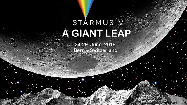 Festival Starmus V à Bern - 24-29 juin 2019 Poster10