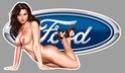 PIN UP SEXY AUTO Fa15910