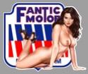 PIN UP MOTO SEXY Fa16010