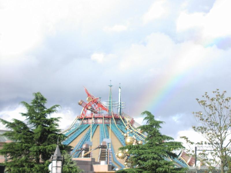 La St Patrick à Disneyland Paris ? P8120110