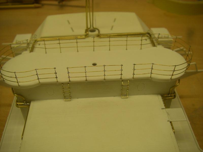 Bau der Bismarck in 1:100  - Seite 13 Imgp0554