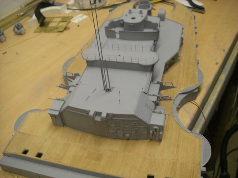 Bau der Bismarck in 1:100  - Seite 13 Imgp0626