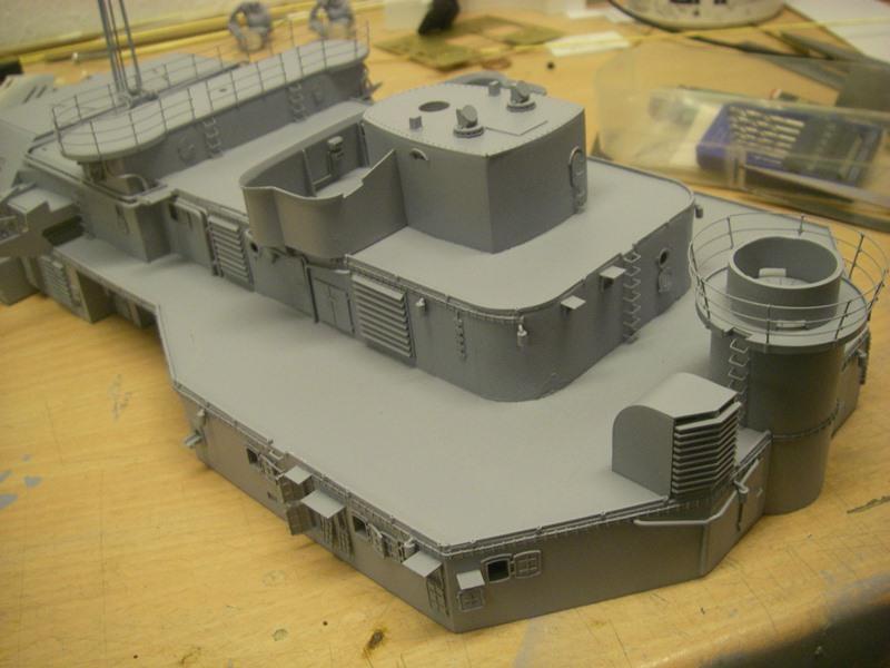 Bau der Bismarck in 1:100  - Seite 13 Imgp0627