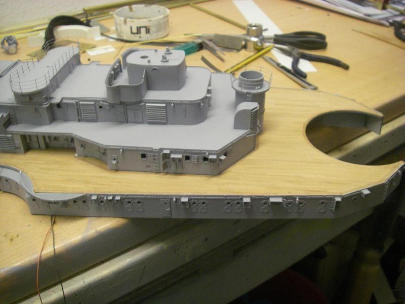 Bau der Bismarck in 1:100  - Seite 13 Imgp0628