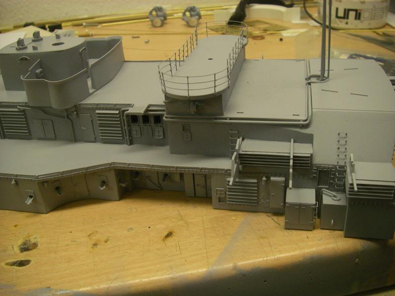 Bau der Bismarck in 1:100  - Seite 13 Imgp0629