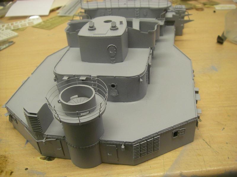 Bau der Bismarck in 1:100  - Seite 13 Imgp0630
