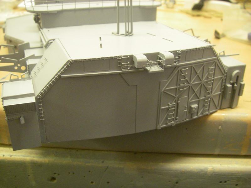 Bau der Bismarck in 1:100  - Seite 13 Imgp0631