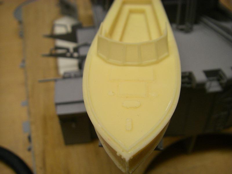 Bismarck 1:100 nur die Aufbauten  - Seite 16 Imgp1041