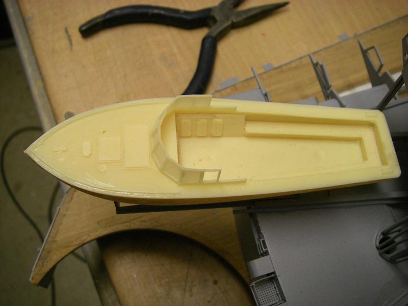 Bismarck 1:100 nur die Aufbauten  - Seite 16 Imgp1046