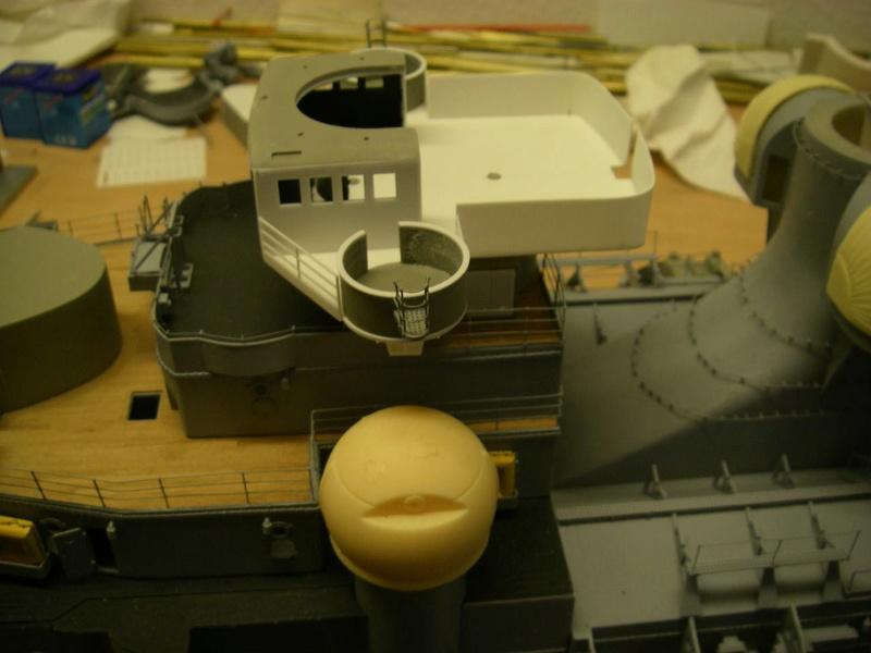 Bismarck 1:100 nur die Aufbauten  - Seite 16 Imgp1131