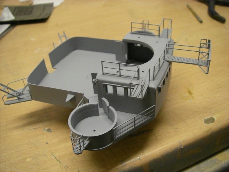 Bau der Bismarck in 1:100  - Seite 17 Imgp1141