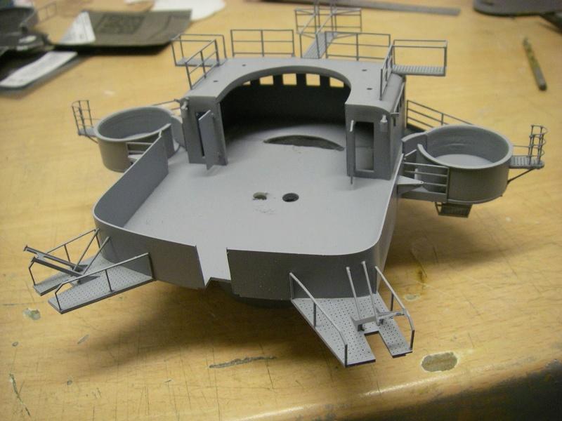 Bau der Bismarck in 1:100  - Seite 17 Imgp1142