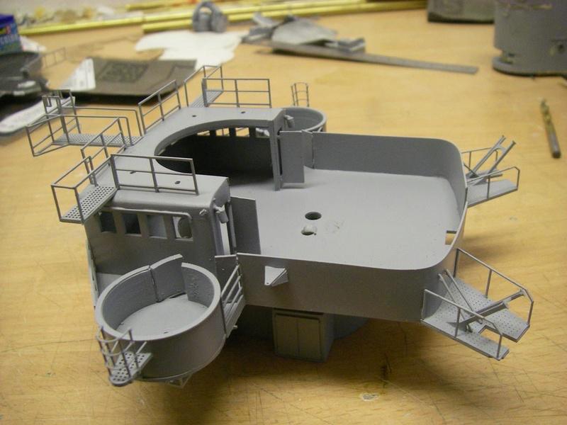 Bau der Bismarck in 1:100  - Seite 17 Imgp1143