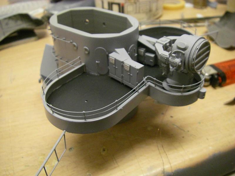 Bau der Bismarck in 1:100  - Seite 17 Imgp1214