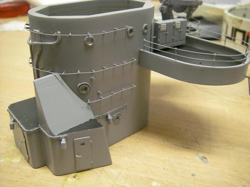 Bau der Bismarck in 1:100  - Seite 17 Imgp1217