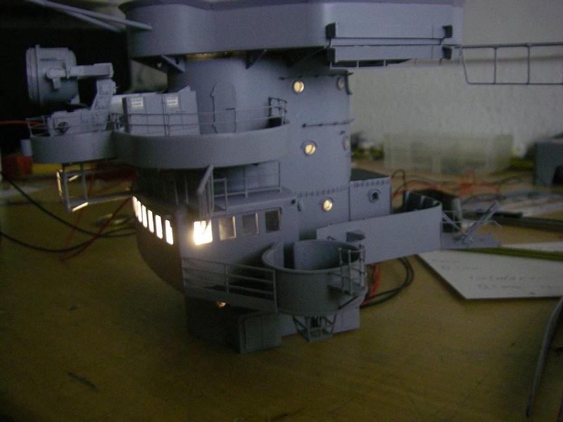 Bau der Bismarck in 1:100  - Seite 17 Imgp1228