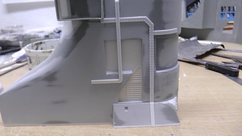 Bismarck 1:100 nur die Aufbauten  - Seite 18 S1380016