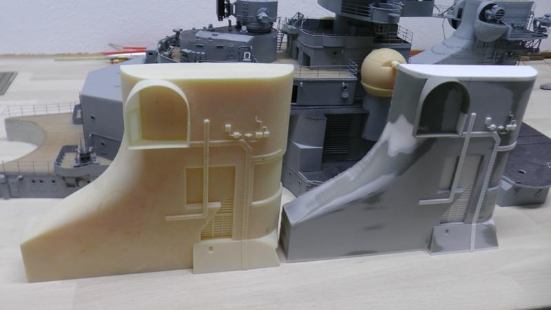 Bismarck 1:100 nur die Aufbauten  - Seite 19 S1430017