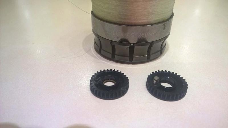 [manutenzione mulinelli] bobina fissa-rotante anche mag sealed 22406210
