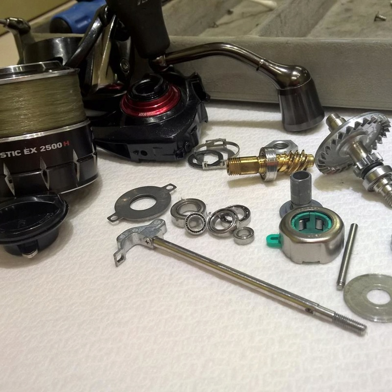 [manutenzione mulinelli] bobina fissa-rotante anche mag sealed 22549610