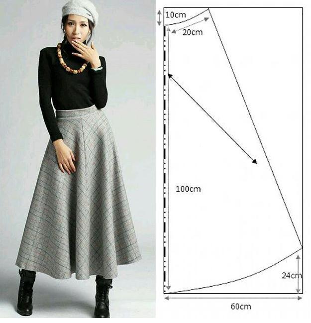 [Finie - Steampunk] une jupe longue Falda-10