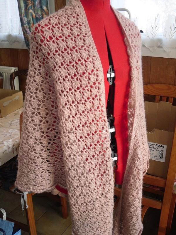 une blouse et un châle chez Endora - MAJ 13-07-18 Sdc15124