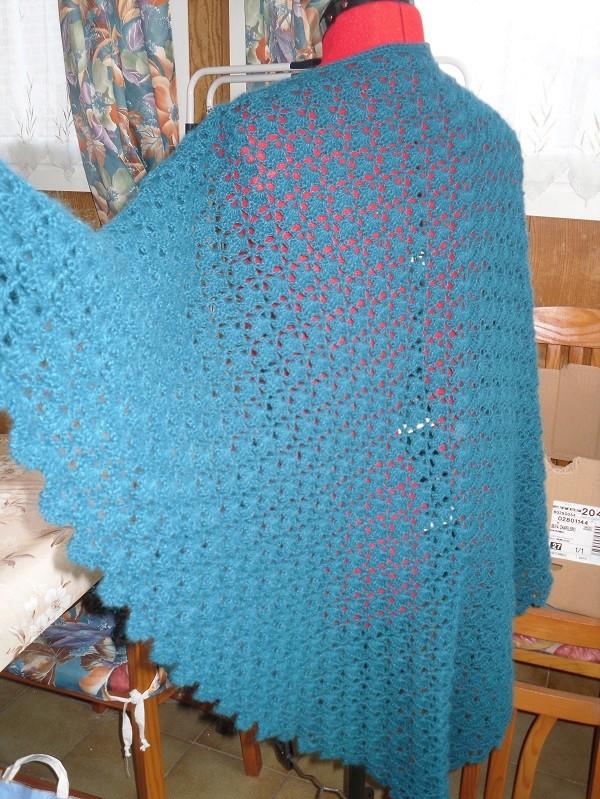 une blouse et un châle chez Endora - MAJ 13-07-18 Sdc15128