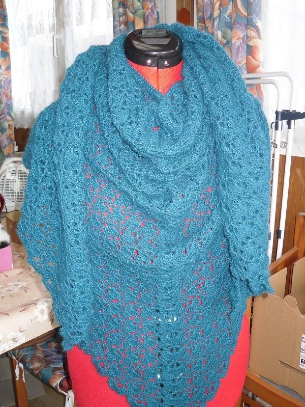 une blouse et un châle chez Endora - MAJ 13-07-18 Sdc15129