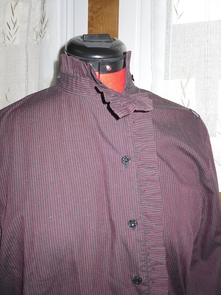 [Finie - Steampunk] une jupe longue Sdc15319