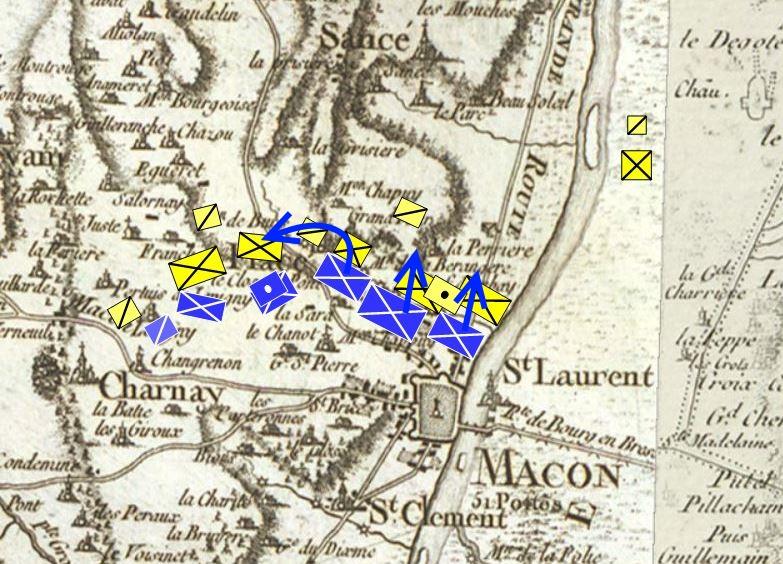 QG du Maréchal AUGEREAU, Duc de Castiglione (Joukov) - Page 21 Macon_10