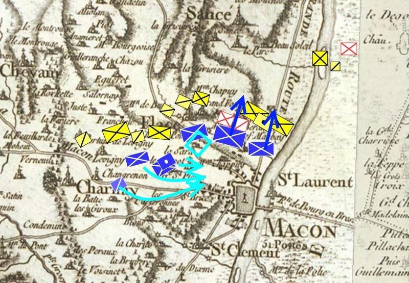 QG du Maréchal AUGEREAU, Duc de Castiglione (Joukov) - Page 21 Macon_11