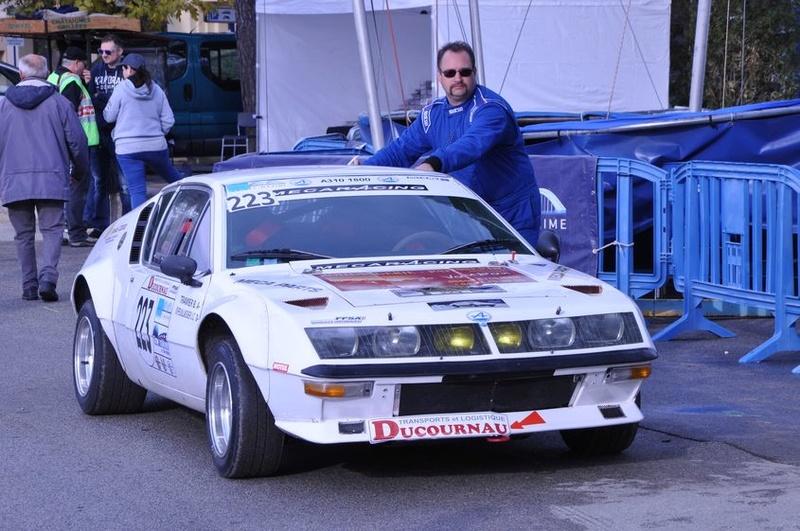 Au rallye du Var on a fêté les 40 ans de la victoire Alpine  Dsc_1826