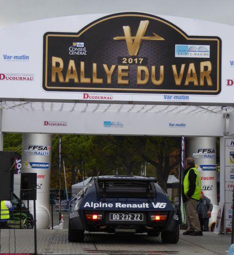 Au rallye du Var on a fêté les 40 ans de la victoire Alpine  P1050610